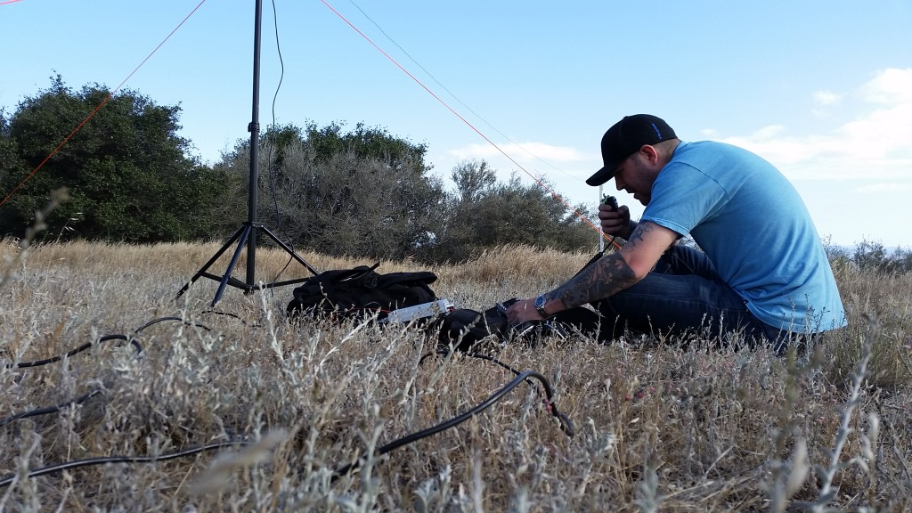 Making contacts with NE4TN, N4EX, KA5PVB, AA4IT, W5MBH. Thank you for chasing. SOTA operators are always the most pleasurable to work with.