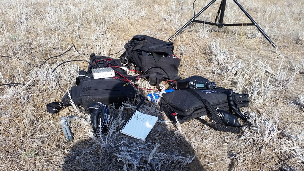My Gear. I really need to lighten this load.